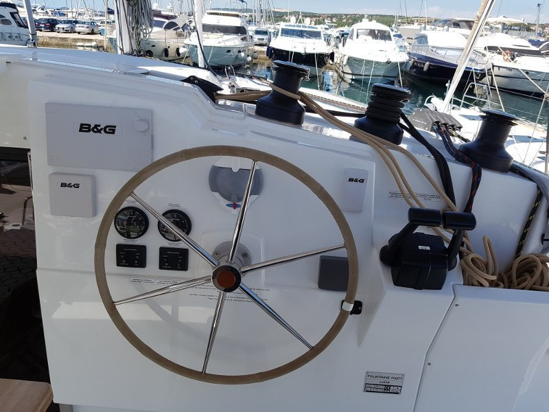 Fountaine Pajot Lucia 40 (Luce, A/C - Generator, A/C, Watermaker - 2017.)  - 11