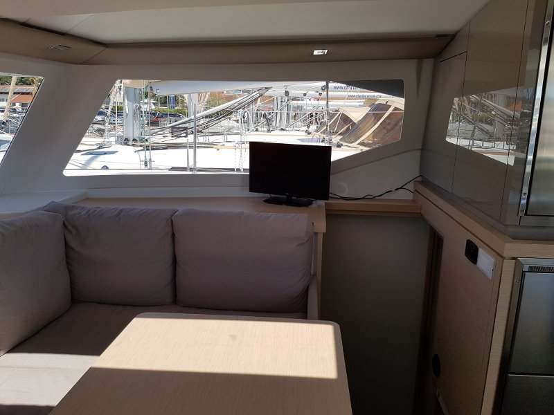 Fountaine Pajot Lucia 40 (Luce, A/C - Generator, A/C, Watermaker - 2017.)  - 10