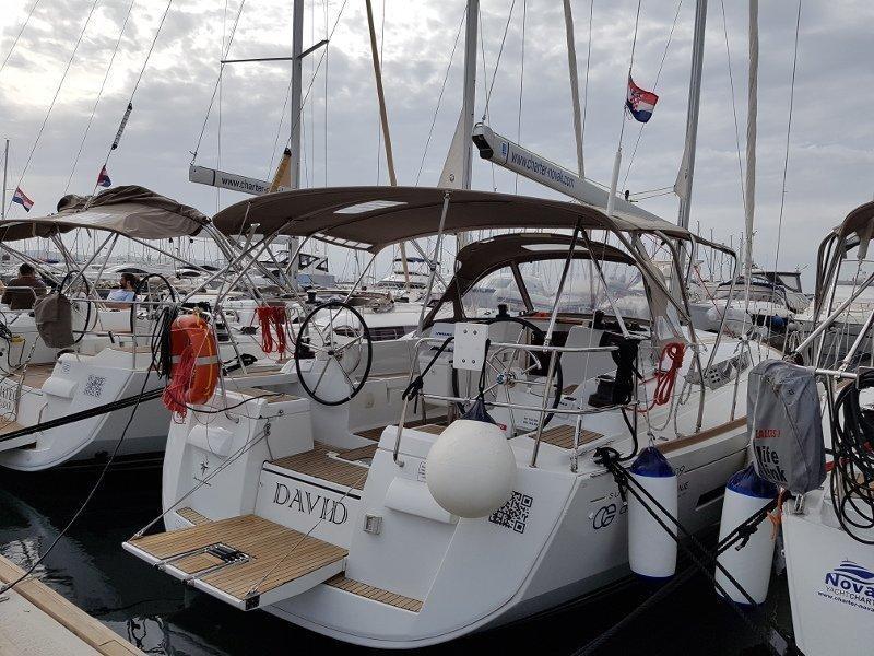 Sun Odyssey 409 (David)  - 9