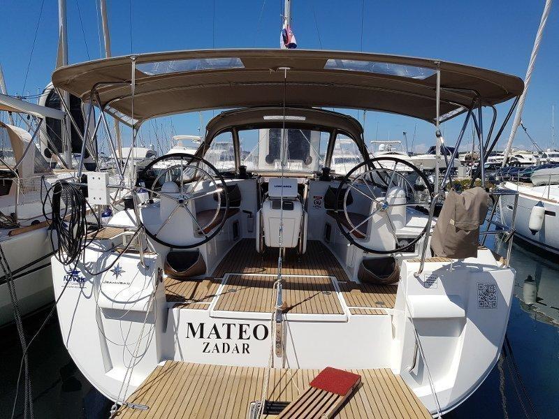 Sun Odyssey 469 (Mateo) Main image - 0
