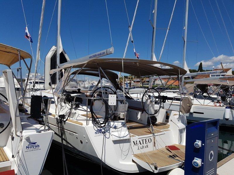 Sun Odyssey 469 (Mateo)  - 5