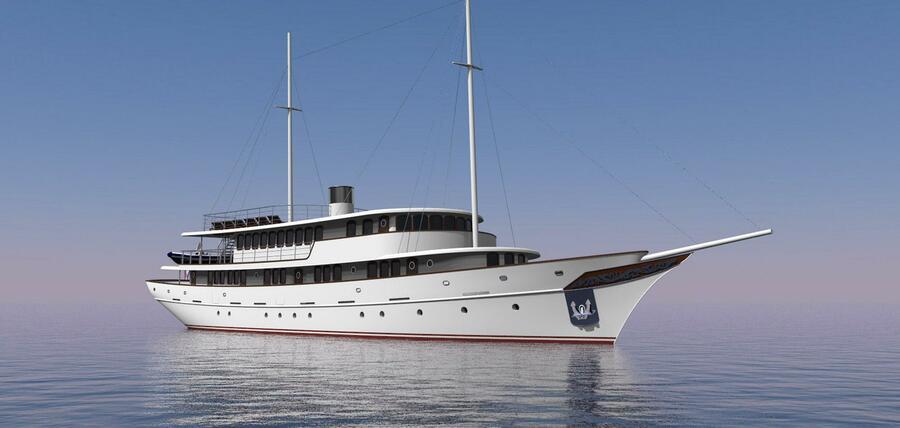 Small cruise ship Mila Majka (BELLEZZA)  - 3