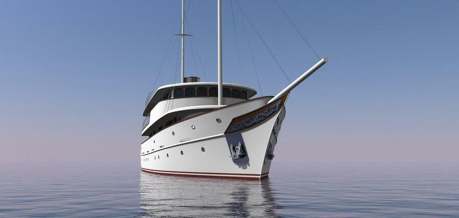 Small cruise ship Mila Majka (BELLEZZA)  - 2