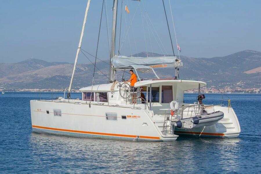 Lagoon 400 (SIMBA)  - 11