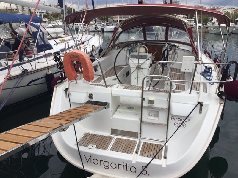 Oceanis 423 (Margarita S)  - 17