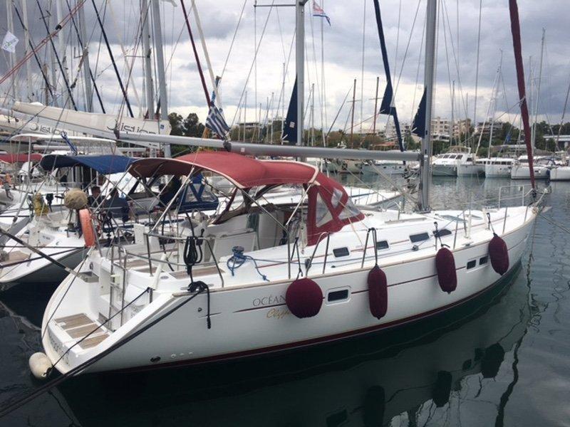 Oceanis 423 (Margarita S)  - 18