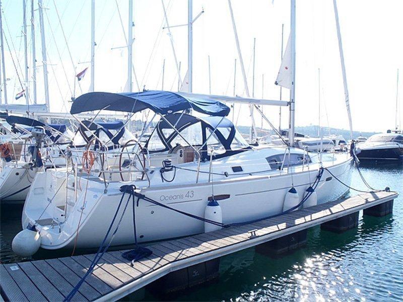 Oceanis 43 (Josefina) Main image - 17