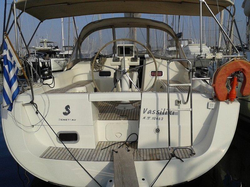 Oceanis 37 (Vassiliki)  - 3