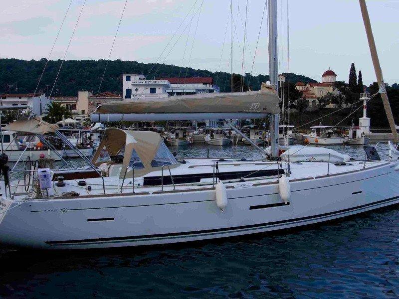 Dufour 450 GL (Maroussa (sails 2021)) Main image - 0