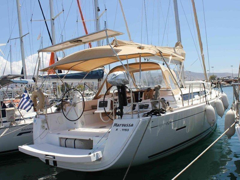 Dufour 450 GL (Maroussa (sails 2021))  - 4