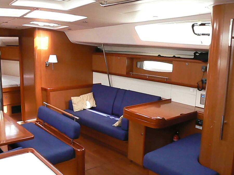 Oceanis 54 (Selene) Interior image - 2