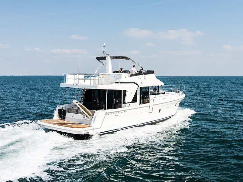Beneteau S. Trawler 47 (Ocean dreamer NEW 2019) Swift Trawler 47 - 16