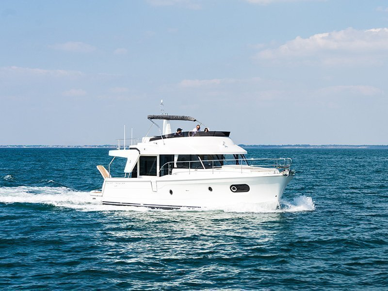Beneteau S. Trawler 47 (Ocean dreamer NEW 2019) Swift Trawler 47 - 26