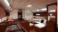 Oceanis 45 3 cabins (Marc)  - 1