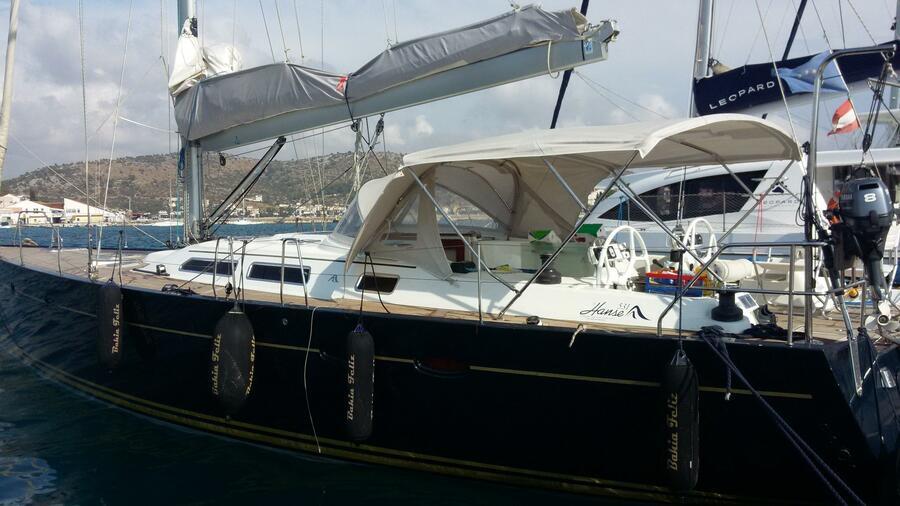 Hanse 531 (Bahia Feliz III)  - 9