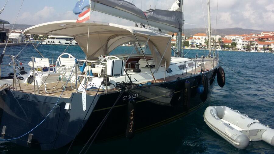 Hanse 531 (Bahia Feliz III)  - 1