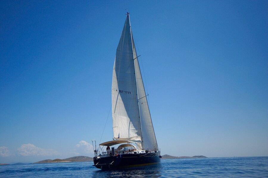 Hanse 531 (Bahia Feliz III)  - 5