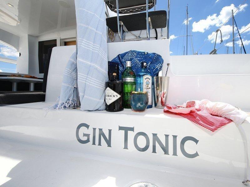 Lagoon 39 (GIN TONIC Generator)  - 21