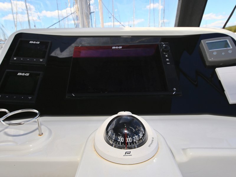 Lagoon 450 F (PRETTY ALICE AC all + generator + OB 20HP)  - 68