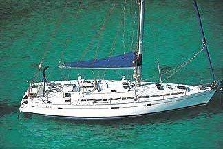 Beneteau 50-5 (Alboran Monica Cabo Verde) Main image - 0