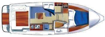 Nimbus 320 Coupe (Go Goo) Plan image - 5