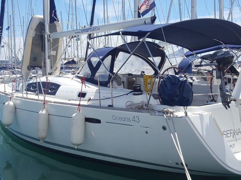 Oceanis 43 (Josefina)  - 15