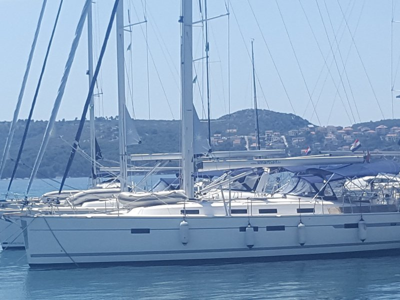 Bavaria 45 Cruiser (Kristina of Sweden)  - 21