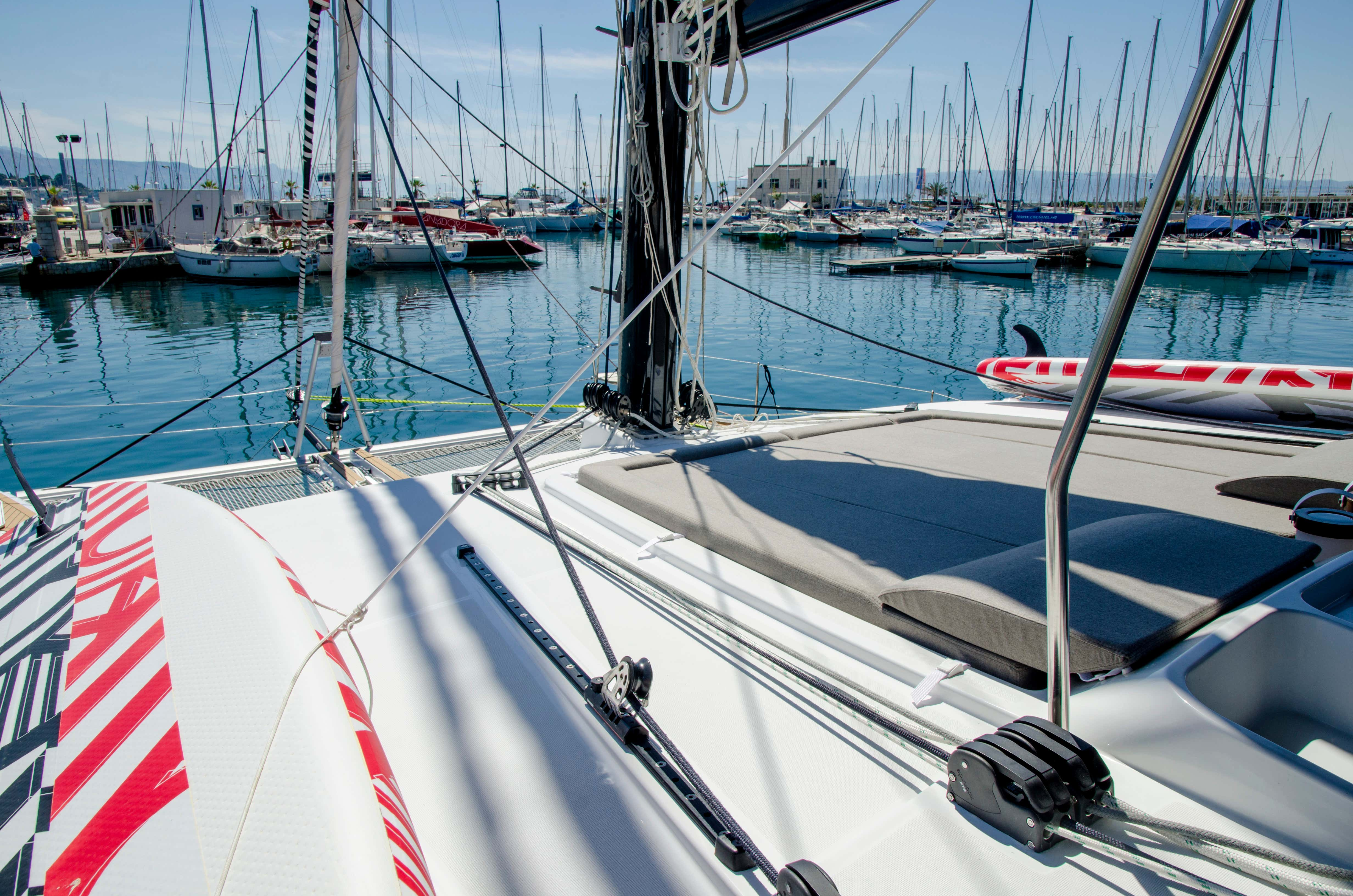 Lagoon 450 F (2016)equipped with generator, A/C (s (PRINCESS IVA)  - 6
