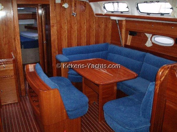 Bavaria 46 Cruiser (S/Y Iokasti) Interior image - 2