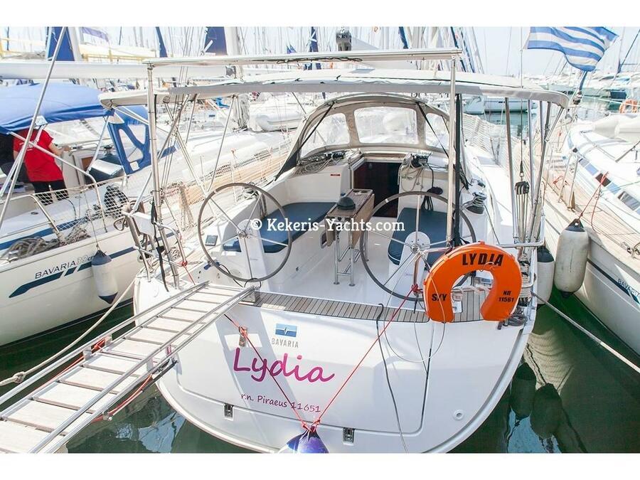 Bavaria Cruiser 37 (S/Y Lydia) Main image - 0