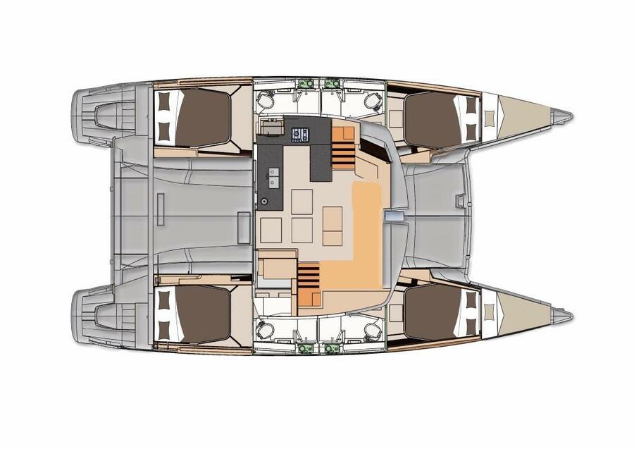 Helia 44 (HELIA - AC and generator) Plan image - 19