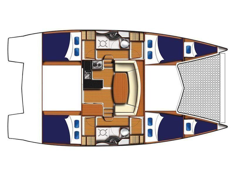Moorings 3900 () Plan image - 12
