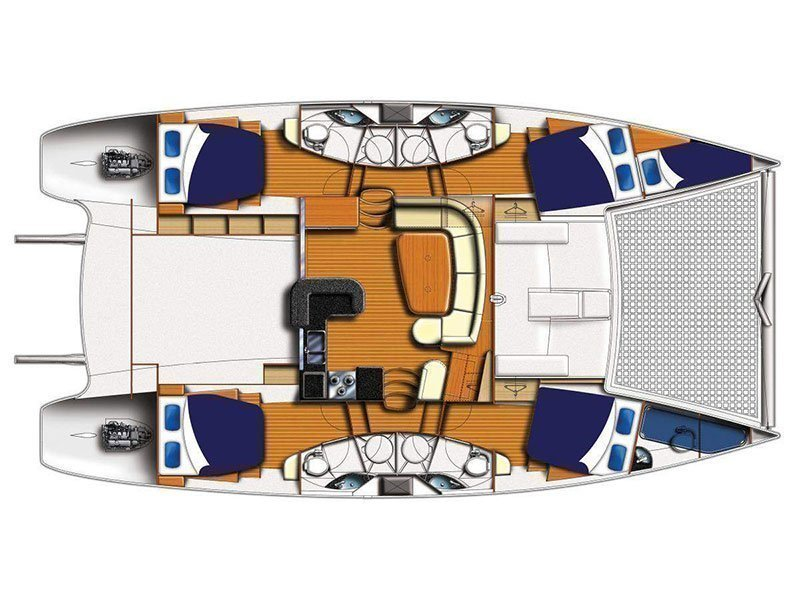 Moorings 4600 () Plan image - 5