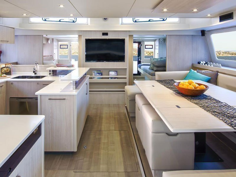 Moorings 5800 () Interior image - 7
