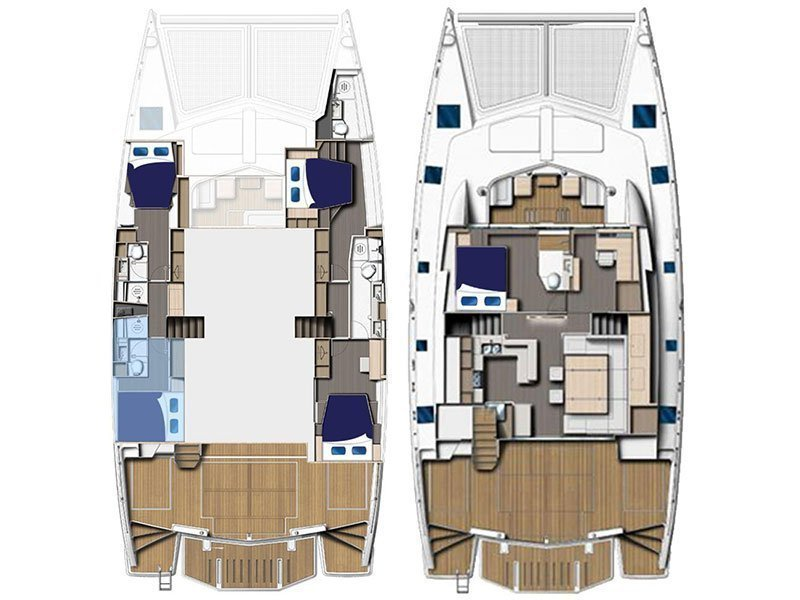 Moorings 5800 () Plan image - 2