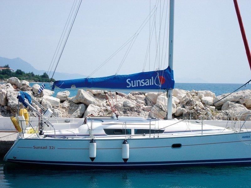 Sunsail 32i () Main image - 0
