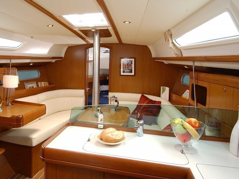 Sunsail 36i () Interior image - 6