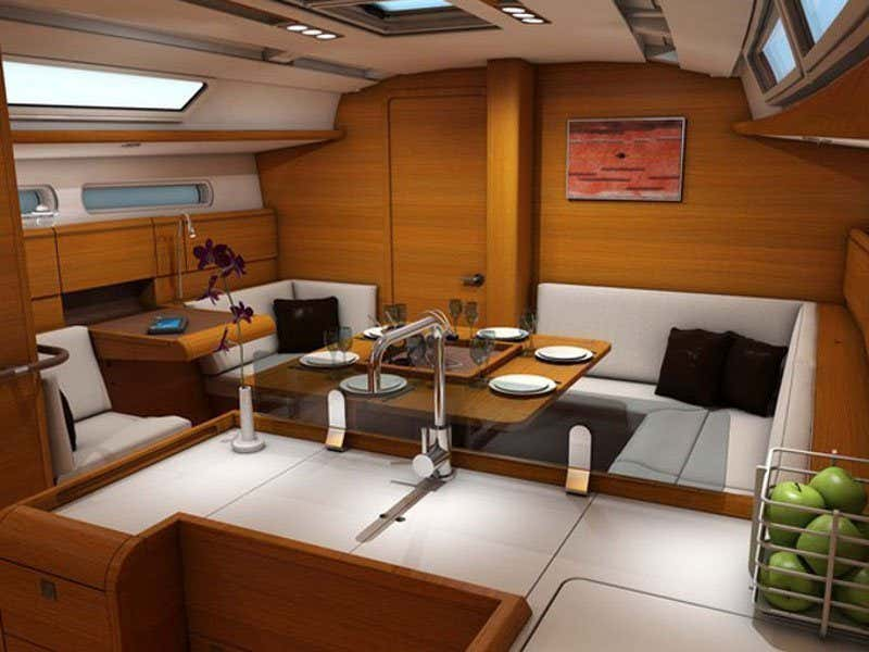 Sunsail 41.1 () Interior image - 9