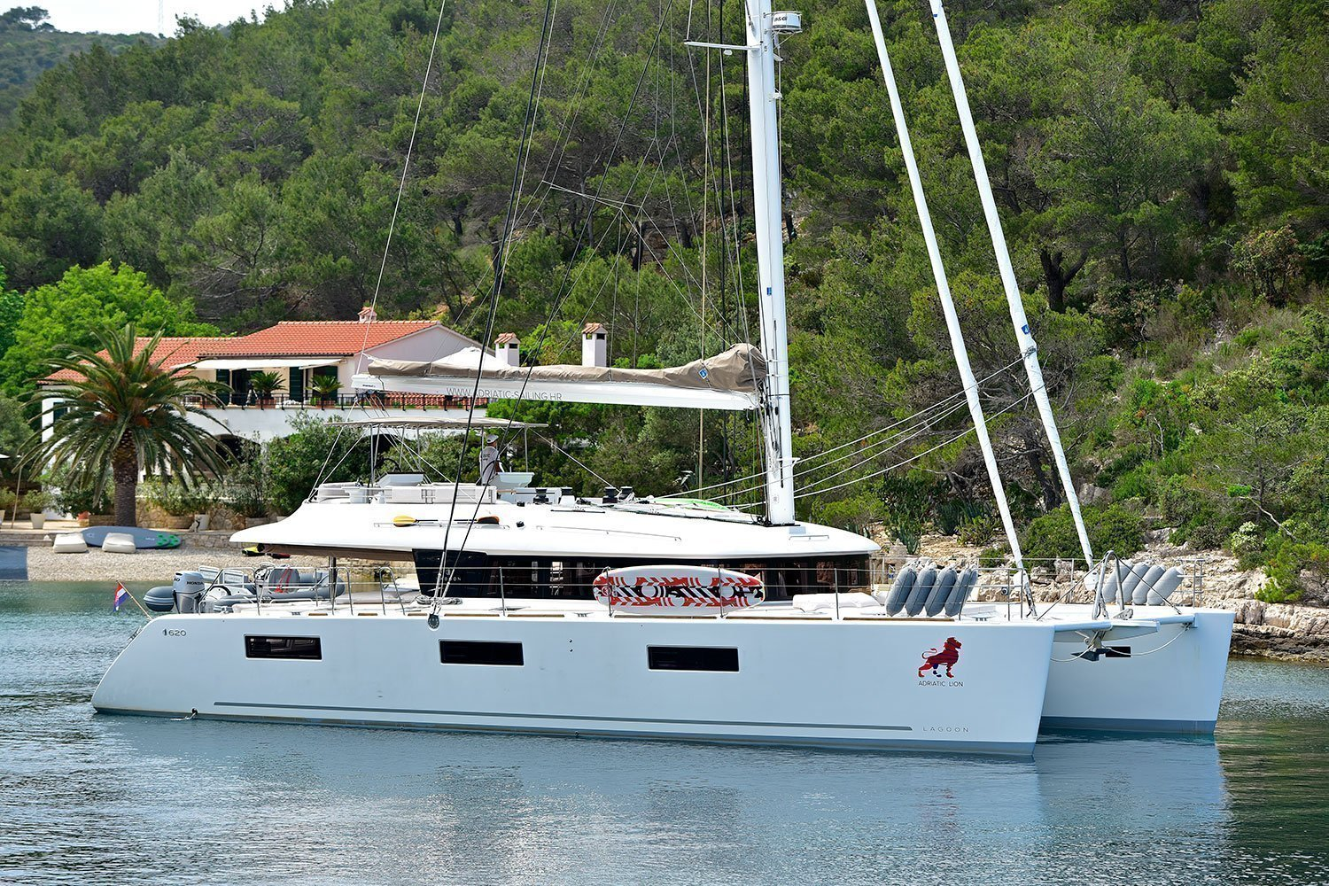 Lagoon 620 (ADRIATIC LION)  - 3