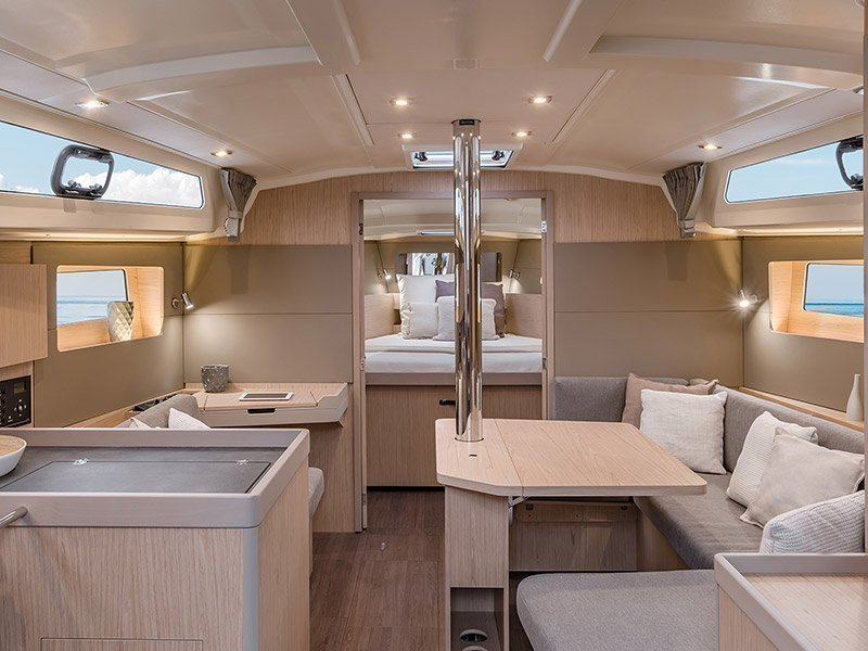 Moorings 42.1 () Interior image - 5