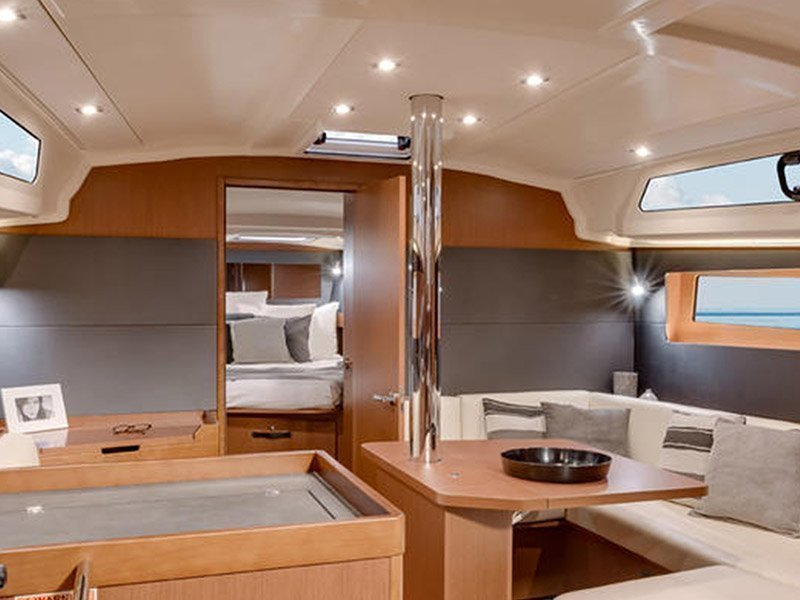 Moorings 42.3 () Interior image - 7