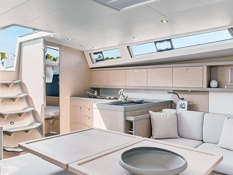 Moorings 453 () Interior image - 6