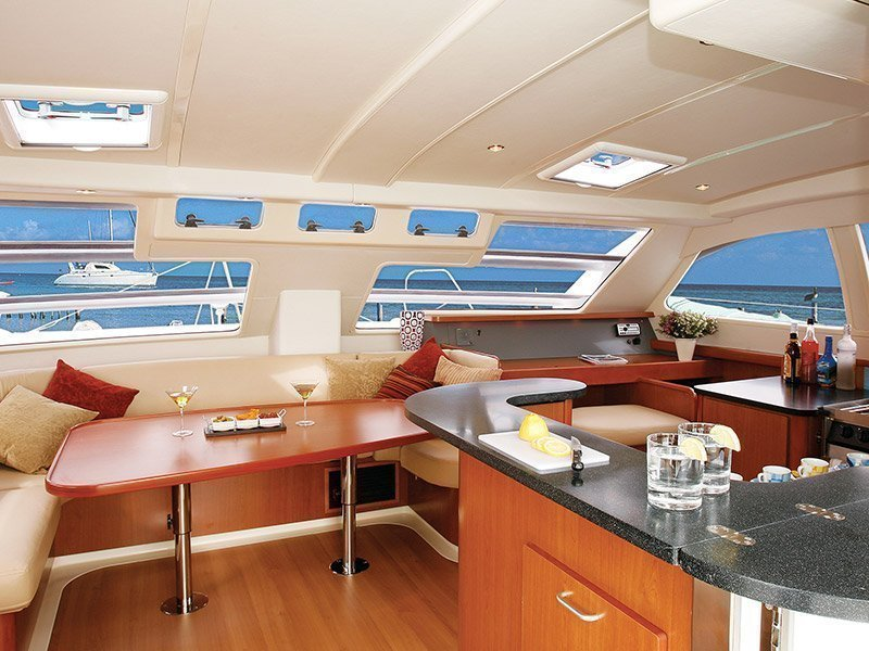 Moorings 4600 () Interior image - 4