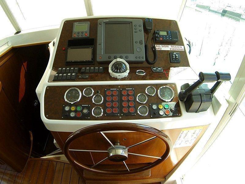 Beneteau S. Trawler 42 (Podatok) Benteau Swift Trawler 42 - 10