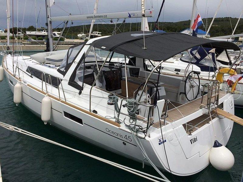 Oceanis 45 V (Viki) Main image - 0