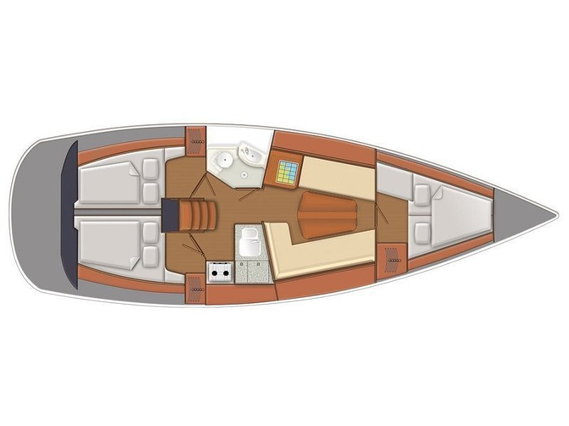 Delphia 37 (Arctic Vision) Plan image - 4