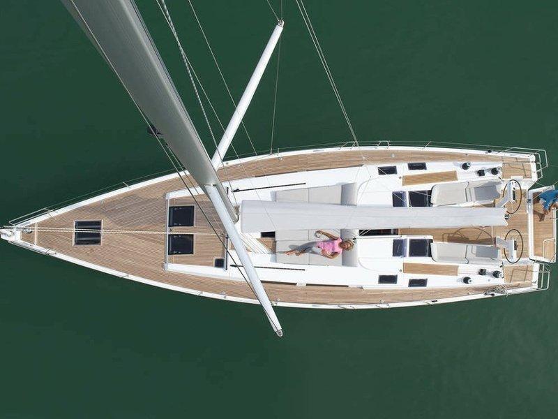 Hanse 505 (Marina Estrella One)  - 3