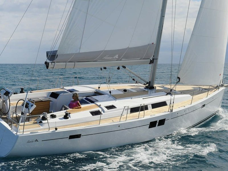 Hanse 505 (Marina Estrella One)  - 7