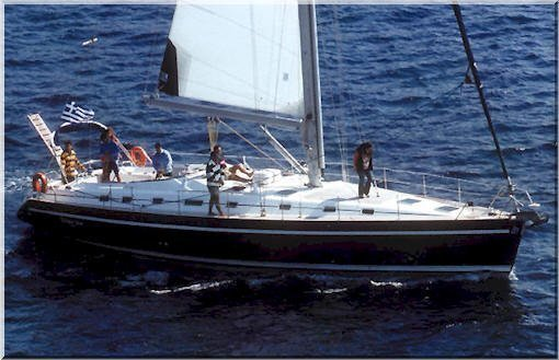 Ocean Star 56.1 - 5 cabins (Alexandria) Main image - 8