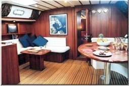 Ocean Star 56.1 - 5 cabins (Alexandria) Interior image - 7